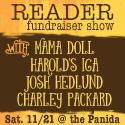 Sandpoint Reader Fundraiser Show
