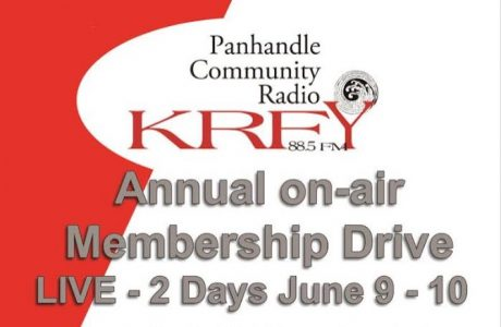 KRFY Community Radio annual membership drive