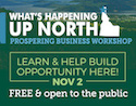 What's Happening Up North: Prospering Business Conference