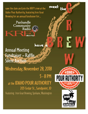 KRFY Annual Meeting and IPA Fundraiser
